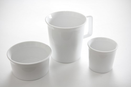 TY Cup White