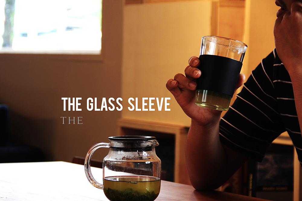 THE GLASS SLEEVE